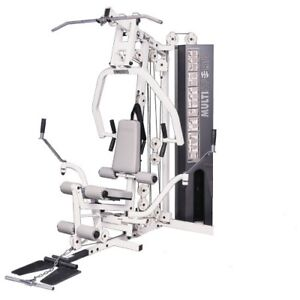MX-500 Gym with Pec Deck Home Gym Exercise Weight Bench