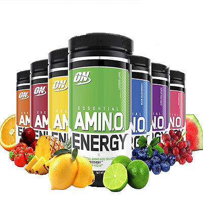 Optimum Nutrition Amino Energy 30 Servings   65 Servings All Flavors