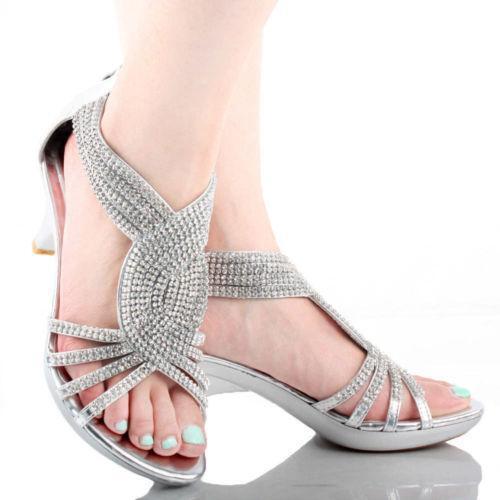 Womens Kitten Heel Shoes Ebay
