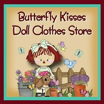 Butterfly Kisses Doll Clothes Store