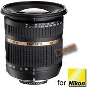 Tamron 10-24 Nikon