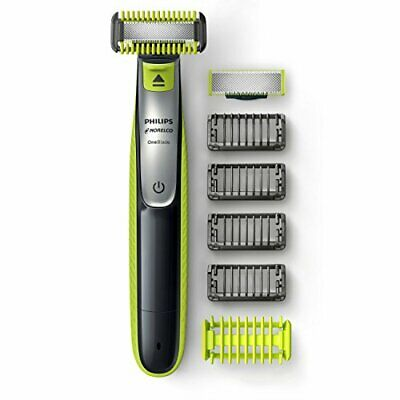 Philips Norelco OneBlade Face + Body hybrid electric trimmer and shaver, QP26...