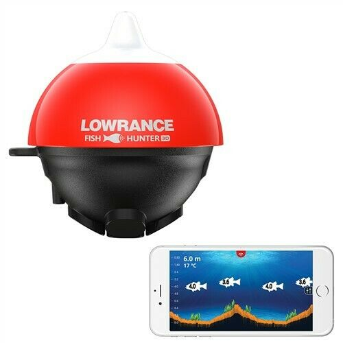 Lowrance Fishhunter 3D Castable Transducer