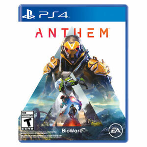 Anthem Ps4 Sealed in Package