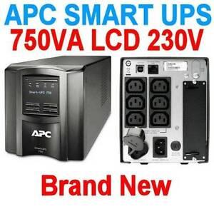 APC SMART-UPS Line-Interactive 750VA LCD 230V USB Power Backup Nunawading Whitehorse Area Preview