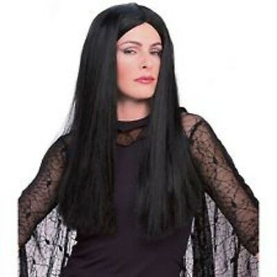 Damen Erwachsene The Addams Familie Morticia Kostüm - Addams Familie Kostüm