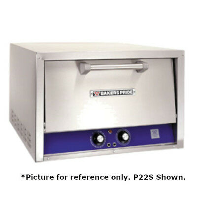 Bakers Pride P22-bl Countertop Hearthbake Brick Lined Pizzapretzel Oven