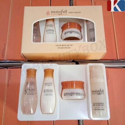 ETUDE HOUSE Moistfull Collagen Skin Care 4 item Special Set