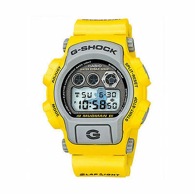 Vintage Casio G-Shock 1998 MUDMAN 'MEN IN YELLOW' DW8400Y-9T NEW CONDITION Watch for sale  Shipping to Canada