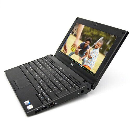 "Fast Dell Latitude 10.1"" Laptop Computer Windows 10 Netbook PC Intel 1.6GHz CPU"