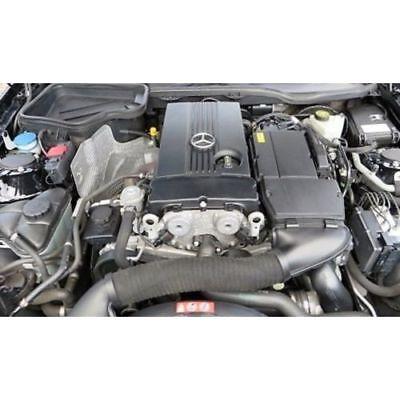 2009 Mercedes Benz R171 SLK200 1,8 Kompressor Motor Engine 271.954 184 PS