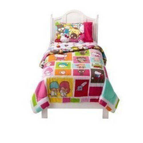 1 Quilt 1 Pillowcase Satbuy 100/% Cotton Kids Quilt Bedspread Set Twin Size for Girls Teens,Cupcakes Patchwork Comforter Toddler Teens Bedding Sets 2-Piece