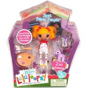 Mini Lalaloopsy Spot Paints Purple