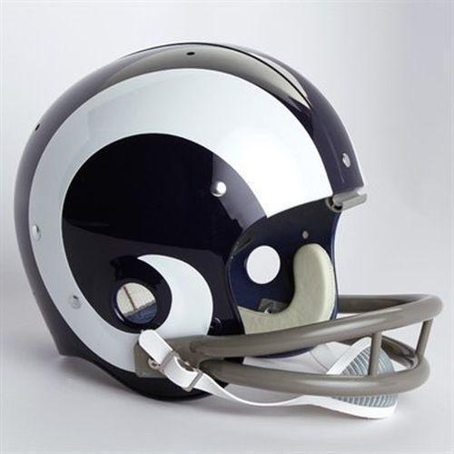 Los Angeles Rams Helmet Ebay