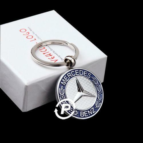 Mercedes key holder ebay for Mercedes benz key holder