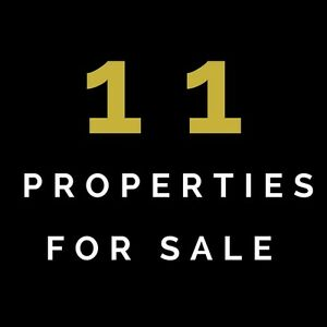►► HIGH CASHFLOW OPPORTUNITIES: 11 Properties ◄◄