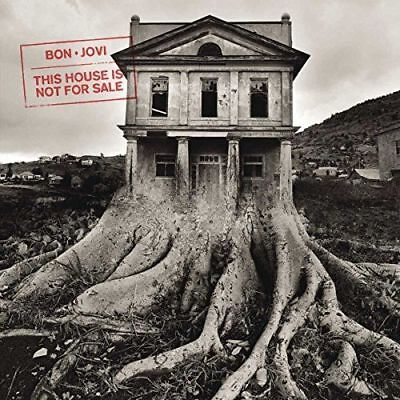 Bon Jovi This House Is Not For Sale Cd 2017 Album Physical Wrapped   Brand New