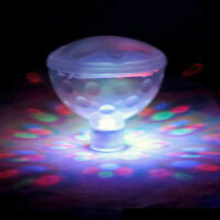 Underwater LED Disco AquaGlow Light Show Pool Spa