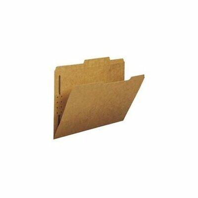 Smead 14834 Kraft Fastener File Folders - Letter - 8.50