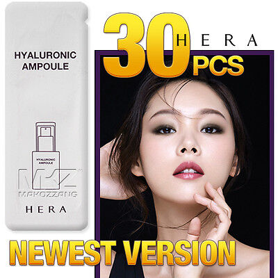 HERA Hyaluronic Ampoule 30EA Whitening Anti-Wrinkle Amore Pacific Upgraded Ver
