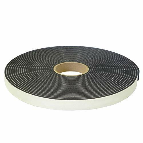 30ft pipe insulation foam tape 1 8