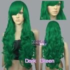 Green Wigs & Hairpieces