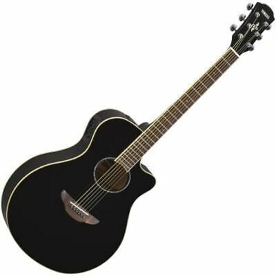 Used, Yamaha APX600-BK Acoustic/Electric Guitar for sale  Shipping to India
