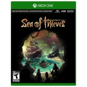 Sea of Thieves - Xbox One - Brand New Sealed