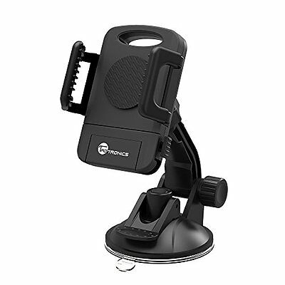 TaoTronics Car Phone Mount Holder, Windshield Dashboard Univ