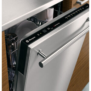 Bosch dishwasher stainless steel high end, excellent condition