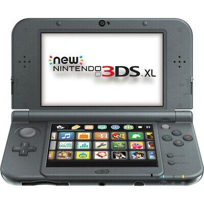 NEW Nintendo 3DS XL Handheld Gaming System Black