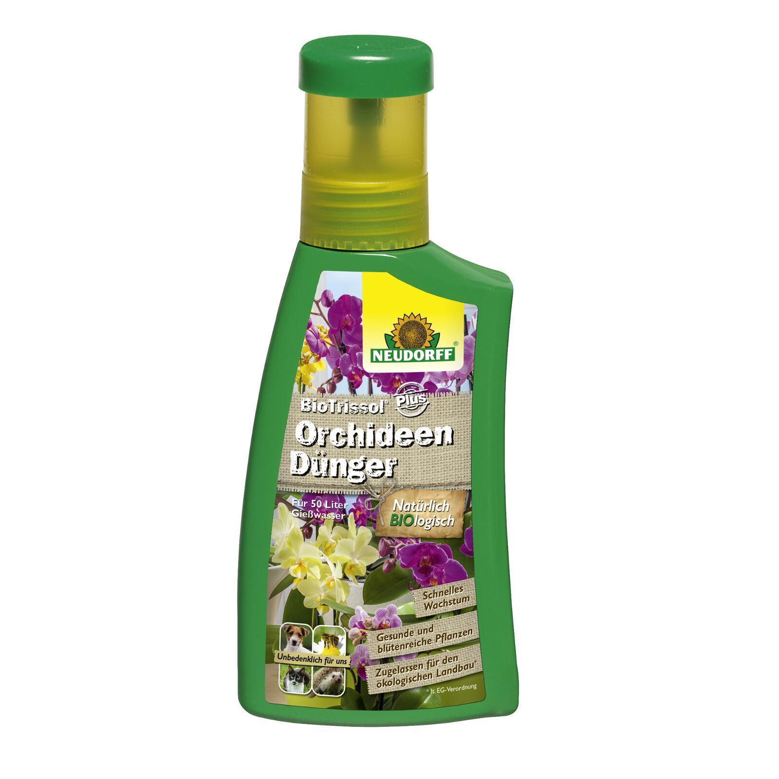 NEUDORFF Biotrissol fertilizzante orchidea 250 ml - FIORI