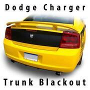Dodge Charger Stripe Kit