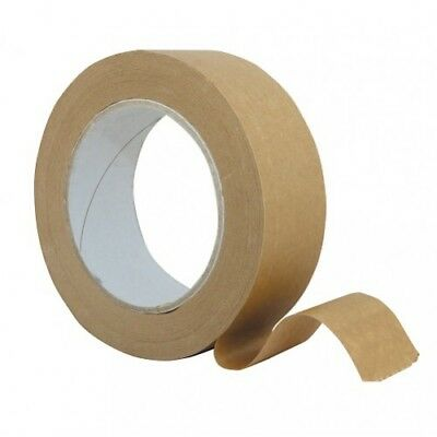 ape 50m Roll for Art & Picture Framing 40mm (Brown Paper Rolls)