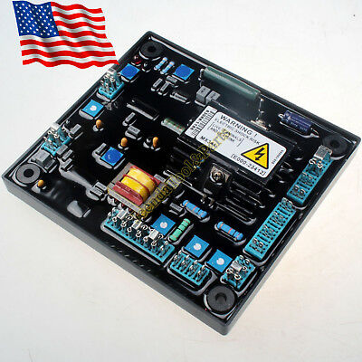 New Avr Mx341 Us1 Automatic Voltage Regulator Module Fits Generator
