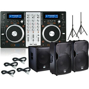 Dj system for sale