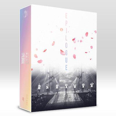 2016 BTS LIVE 花樣年華 ON STAGE:EPILOGUE CONCERT DVD 3 DISC+120p Photo Book+1p Card