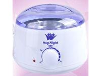 HUG FLIGHT PROFESSIONAL WAX WARMER HEATER WARM ALL TYPES OF WAXES 360 HEATING.**