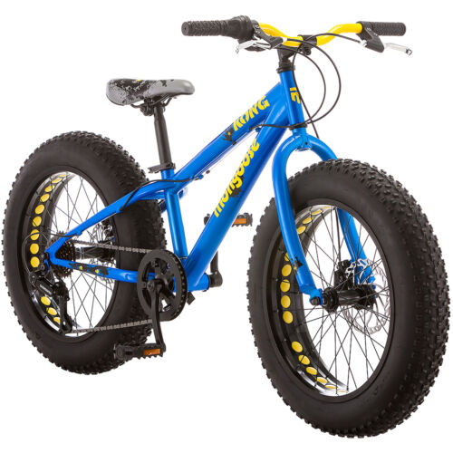 20 Mongoose Dolomite Mens Multi 7-speed All-Terrain Fat Tire Mountain Bike New