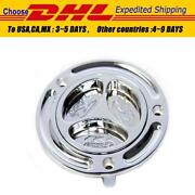 GSXR Chrome Gas Cap