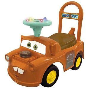 Camion remorque Disney - Pixar Car Ride-On