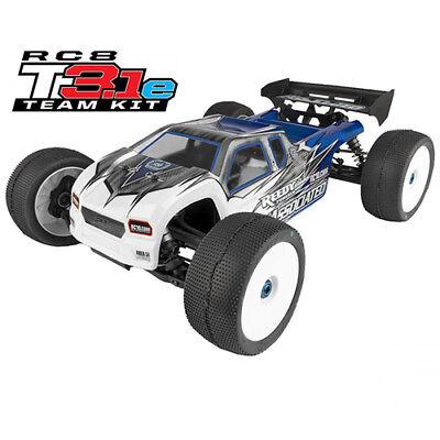 Team Associated RC8 T3.1E Team 1/8 4WD Electric Truggy Kit ASC80938