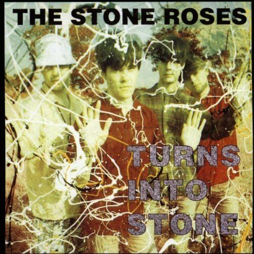 THE STONE ROSES TURNS INTO STONE NEW SEALED MUSIC ON VINYL 180G LP IN STOCK