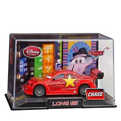 Disney*Pixar CARS_LONG GE_Chase Die-Cast_1:48 Scale_New_Unopened in Plastic Case