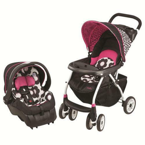 evenflo travel system strollers ebay. Black Bedroom Furniture Sets. Home Design Ideas