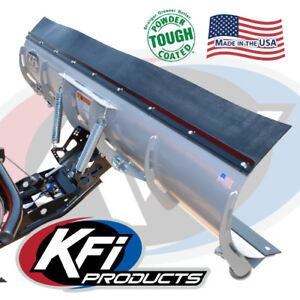 Complete KFI Side by Side Plow Package, new with 2 year warranty