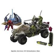 Halo Mega Bloks Warthog