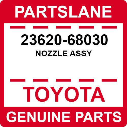 23620-68030 Toyota Oem Genuine Nozzle Assy