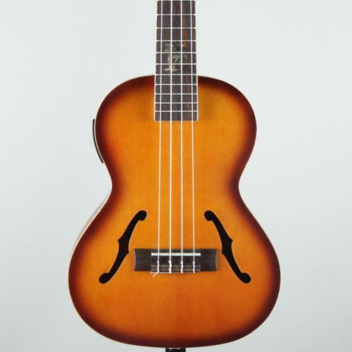 kala tenor ukulele electric ebay. Black Bedroom Furniture Sets. Home Design Ideas