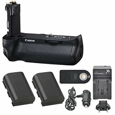 Canon BG-E20 Battery Grip with 2 Extra Batteries , Compact A